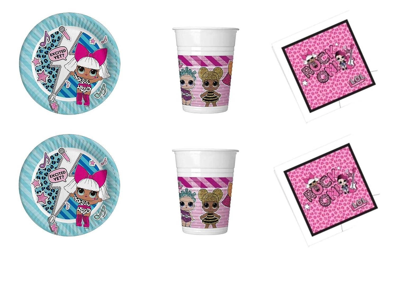 Party Store Web by Hogar Dulce Hogar LOL Surprise Juego de ...