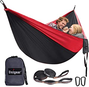 Unigear Camping Hammock Double and Single