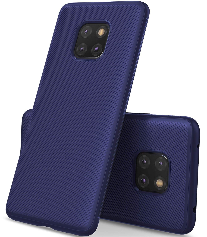 new concept 4ac73 f1169 Huawei Mate 20 pro case, KuGi Huawei Mate 20 pro case, JS [Scratch  Resistant] Premium Flexible Soft Anti Slip TPU Case for The Huawei Mate 20  pro ...
