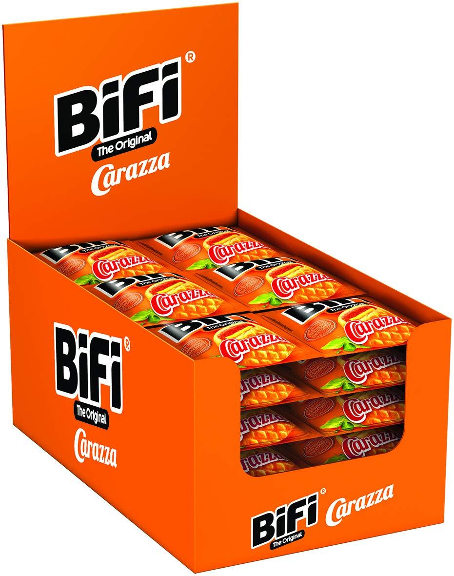 German BiFi - Carazza Pizza Snack – 30 x 40 g board