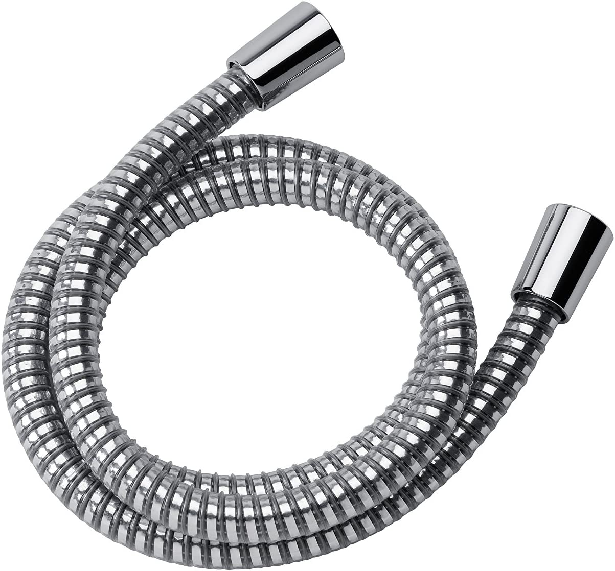 Mira Showers 1.1605.167 Response Plastic Easy Clean Shower Hose 1.25 m, Chrome