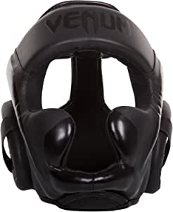 Venum Elite Headgear, Matte/Black