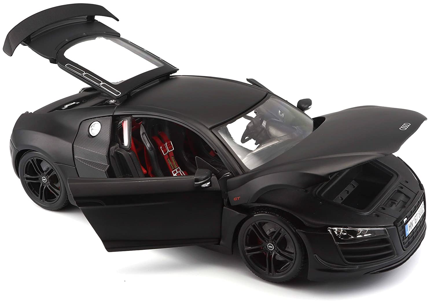 Great Amazon.com: Maisto 1:18 Scale Audi R8 GT Diecast Vehicle (Colors May Vary),  36190: Toys U0026 Games