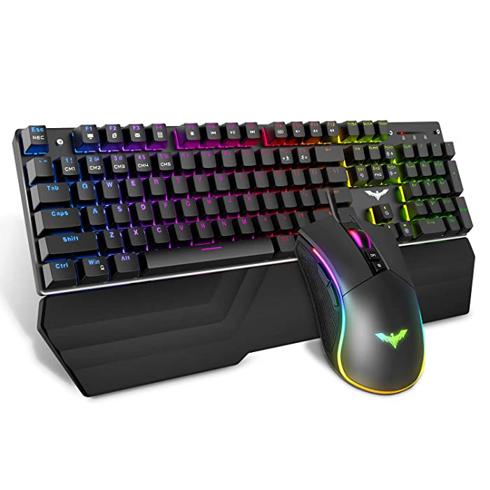 The Best Rgb Desktop Keyboard