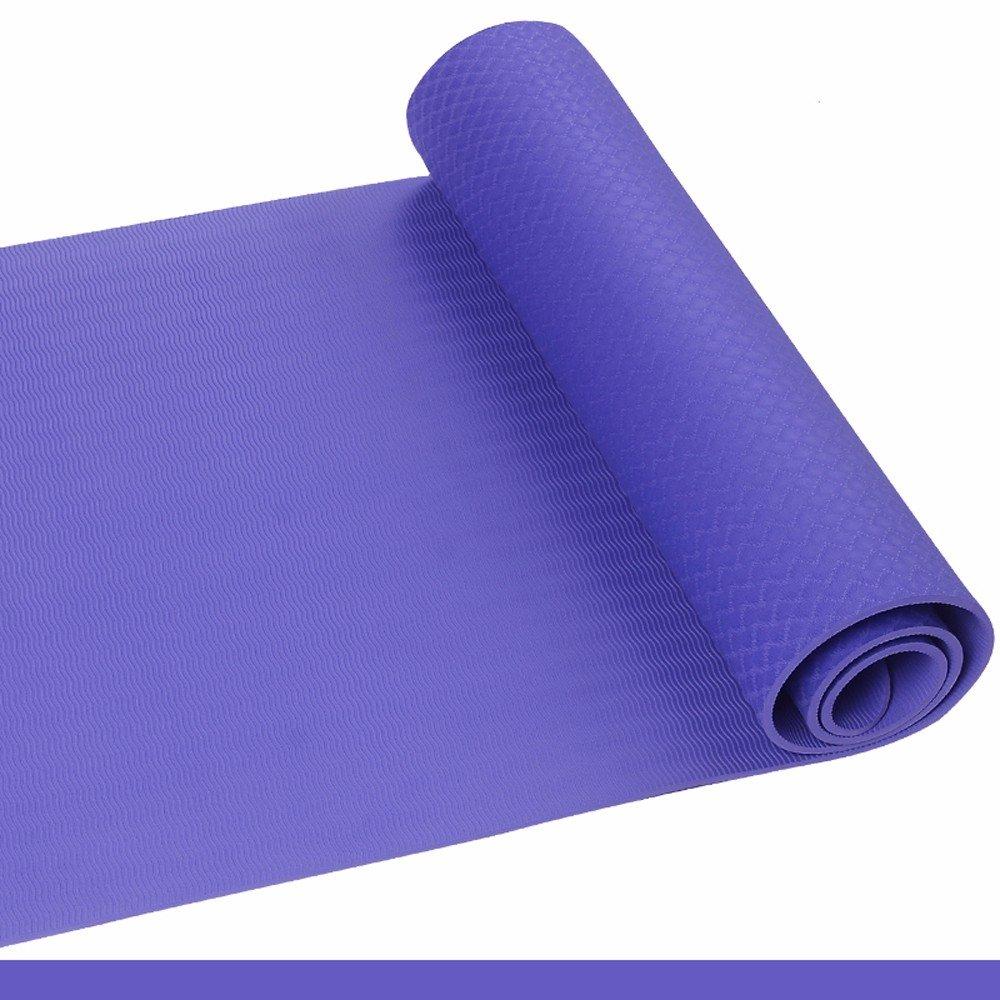 KHSKX-Unscented Mat De Yoga Gimnasio Mat Engrosamiento ...