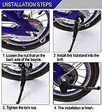 TOPCABIN Child Bike Kickstand,Bicycle Kickstand