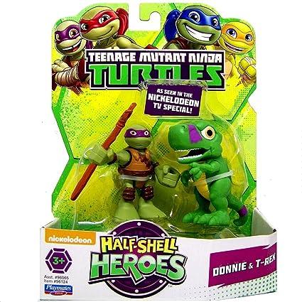 Giochi Preziosi Tortugas Ninja Half Shell Heroes - Figura ...