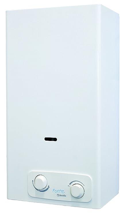 Beretta - Calentador de agua a gas Fonte Ae 11 metano