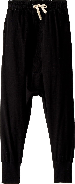Black 10-11 Years NUNUNU Boys Light Baggy Pants Big Kids Little Kids//Big Kids