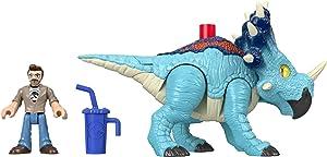 Fisher-Price Imaginext Jurassic World Pachyrhinosaurus & Lowery