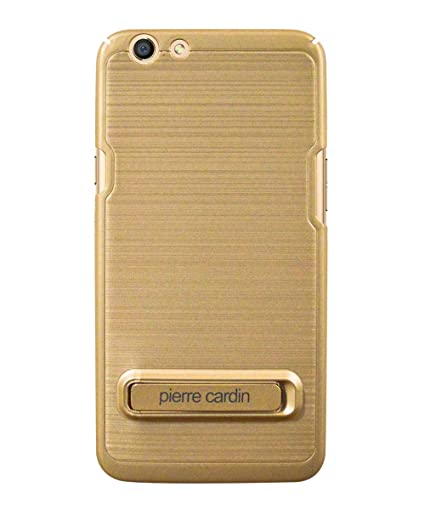 meet 2aca1 ad3fc COVERBLACK Back Cover for Oppo F3 - Golden: Amazon.in: Electronics