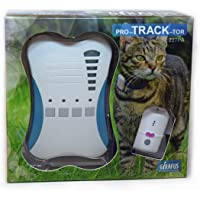 Girafus Localizzatore RF per Gatto e Cane - Pet Tracker Mini per Animali Domestici 1Tag (per localizzare Un Animale) + Caricabatterie Incluso