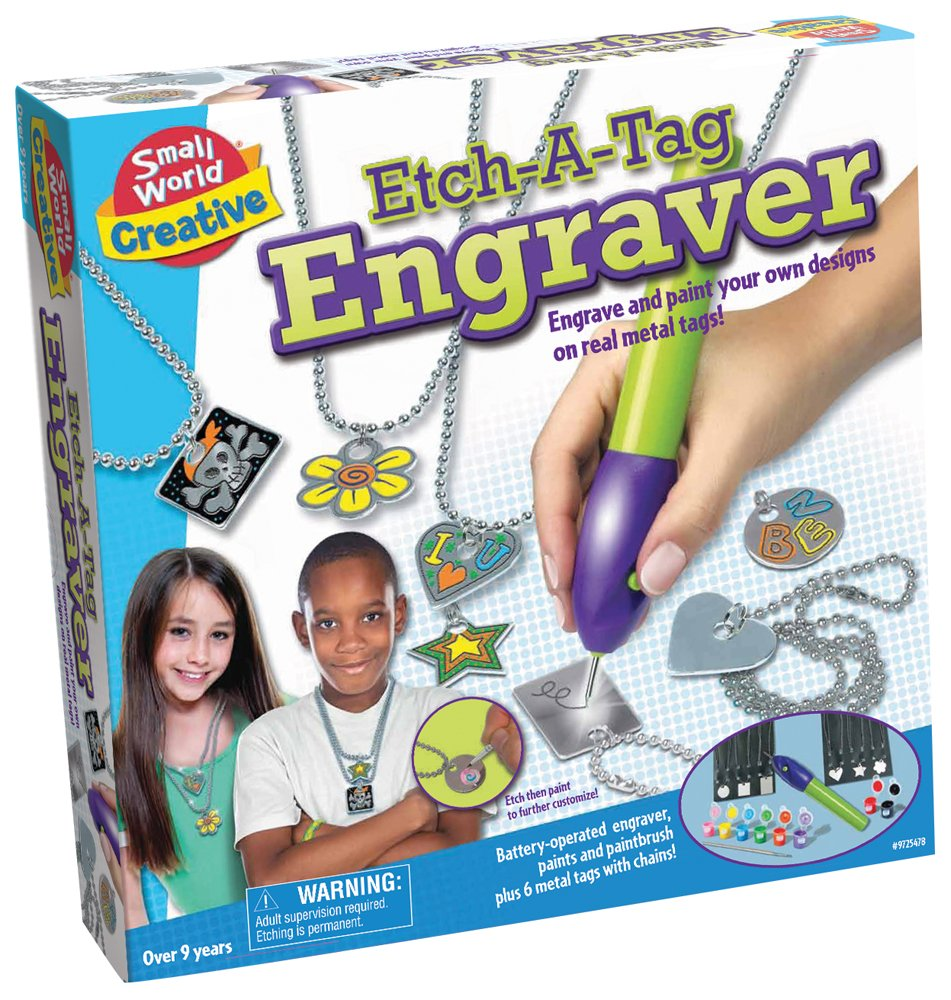 Etch-A-Tag Engraver Kit