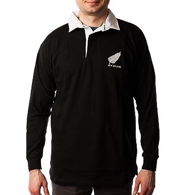 Camiseta de rugby para hombre de Rugby Nations, de manga larga, de ...