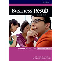 Business Result - Advanced - Student´S Book With Online Practice Pack - 02Edition: Business English you can take to work