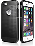 iPhone 6 Plus Case,iPhone 6s Plus Case,Geminiman Hybrid Dual Layer Slim Case,Rugged Shock-Absorption and Anti-Scratch Protective Case For iPhone 6s Plus iPhone 6 Plus 5.5 Inch-Black