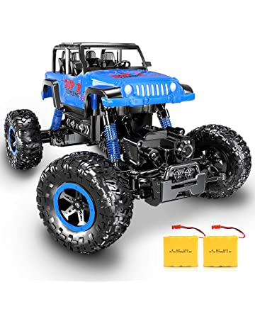 RC Car, SHARKOOL Newest 2.4 Ghz 4WD RC Trucks 1/18 Scale Remote Control