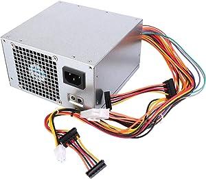 Li-SUN L300PM-00 300W Power Supply Replacement for Dell Optiplex 7010 9010/ Inspiron 3847 519 530 537 540 541 545 560 580 620 660/ Studio 540 545/ Precision T1500 T6100 T1650/ Vostro 201 230 260 270