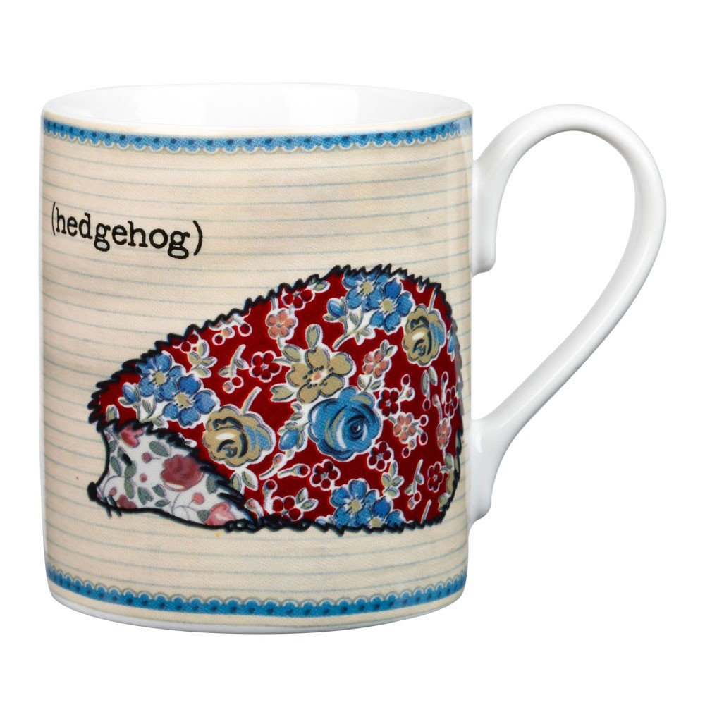 HURKI Teddy the English Bulldog Small Mug