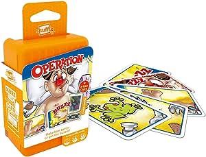 Shuffle 100237004 Funcionamiento Juego de Cartas: Amazon.es: Juguetes y juegos