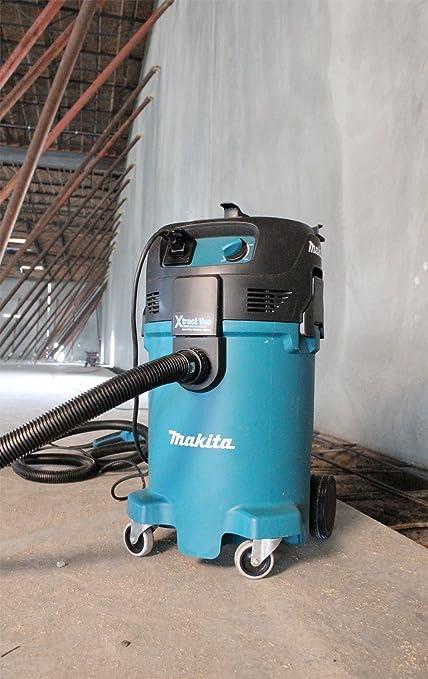 Makita VC4710 Aspiradora de 12 galones para Mojado/seco: Amazon.es ...