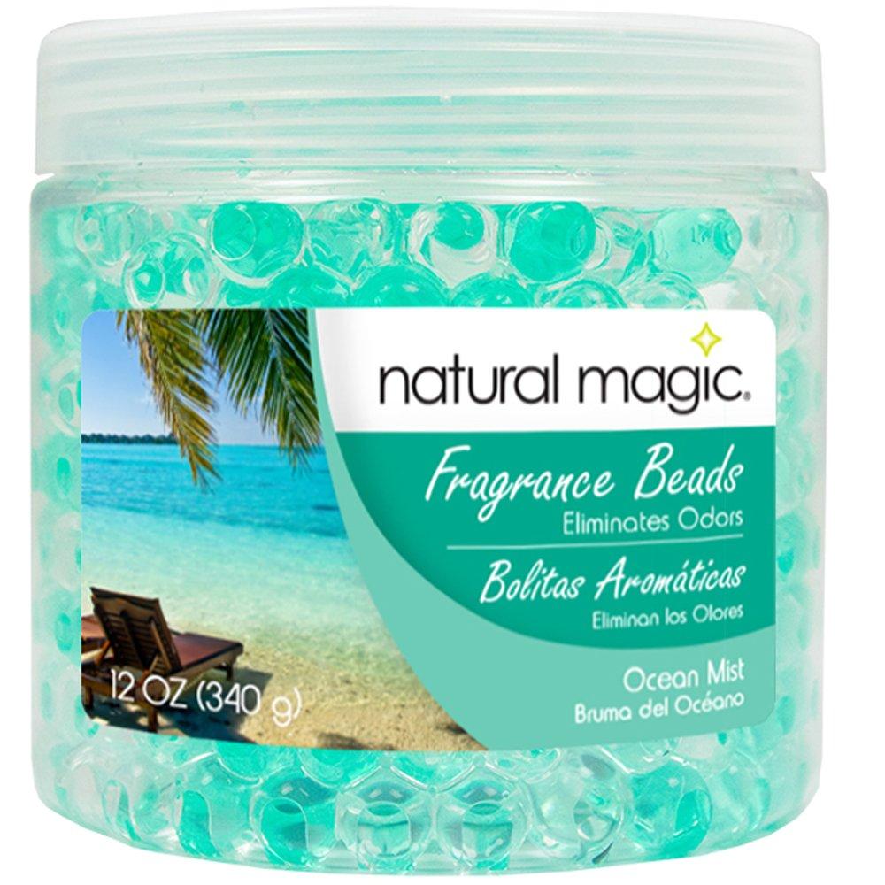 Natural Magic Fragrance Beads - 12 Ounce - Ocean Mist