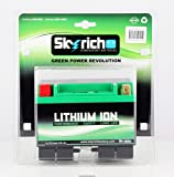 Skyrich - Batterie moto Lithium YTX14-BS 12V 14Ah HJX14