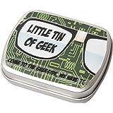 Little Tin of Geek Novelty Nerdy Gift