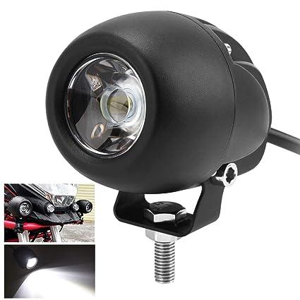 HAWEE 20W Cree LED Luz de Conducción Add-On Luz de Niebla LED Faro de Trabajo 6000K Focos Luz de Inundación Combo de Haz IP68 Impermeable para Moto ...