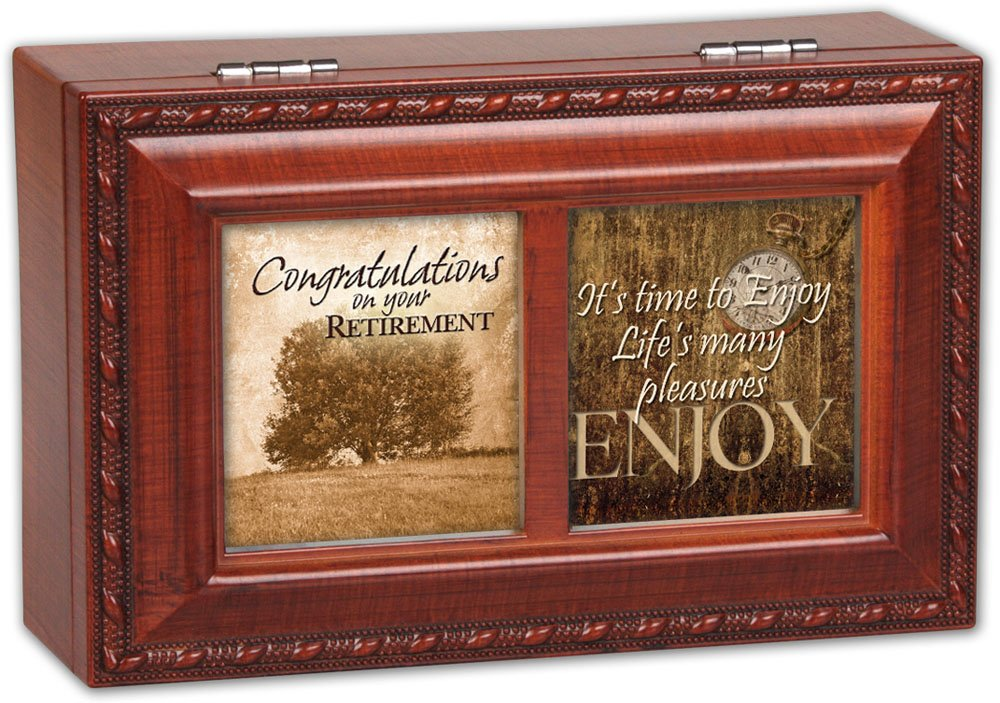 雑誌で紹介された Cottage Garden B00BRX3Q8W by Congrats Retirement Wonderful Woodgrain Petite Music Box/ Jewelry Box Plays Wonderful World by Cottage Garden B00BRX3Q8W, ニシトウキョウシ:6d1bc52e --- arcego.dominiotemporario.com