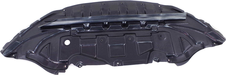 Crash Parts Plus Front Driver Side Left Splash Shield Fender Liner for 2005-2009 Ford Mustang