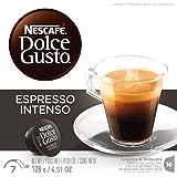 NESCAFÉ Dolce Gusto Coffee Capsules – Espresso Intenso – 48 Single Serve Pods, (Makes 48 Cups)  48 Count