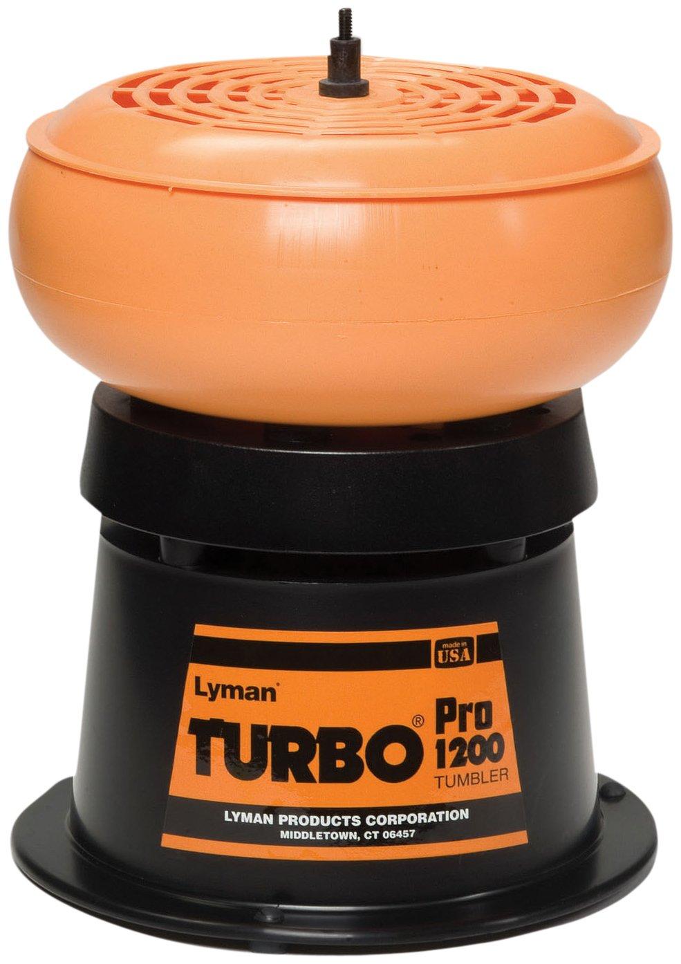 Lyman Pro 1200 Tumbler (115-Volt) by Lyman