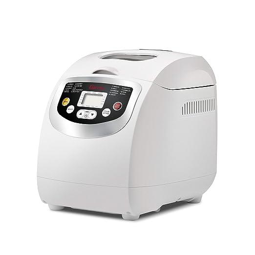 Girmi MP20 - Panificadora (Blanco, 1 kg, Pastel de masa ...