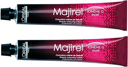 Loreal Majirel 5,3 - Tinte para el cabello (2 unidades, 50 ml), color marrón claro