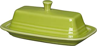 product image for Fiesta 2-Piece Covered Butter, Lemongrass