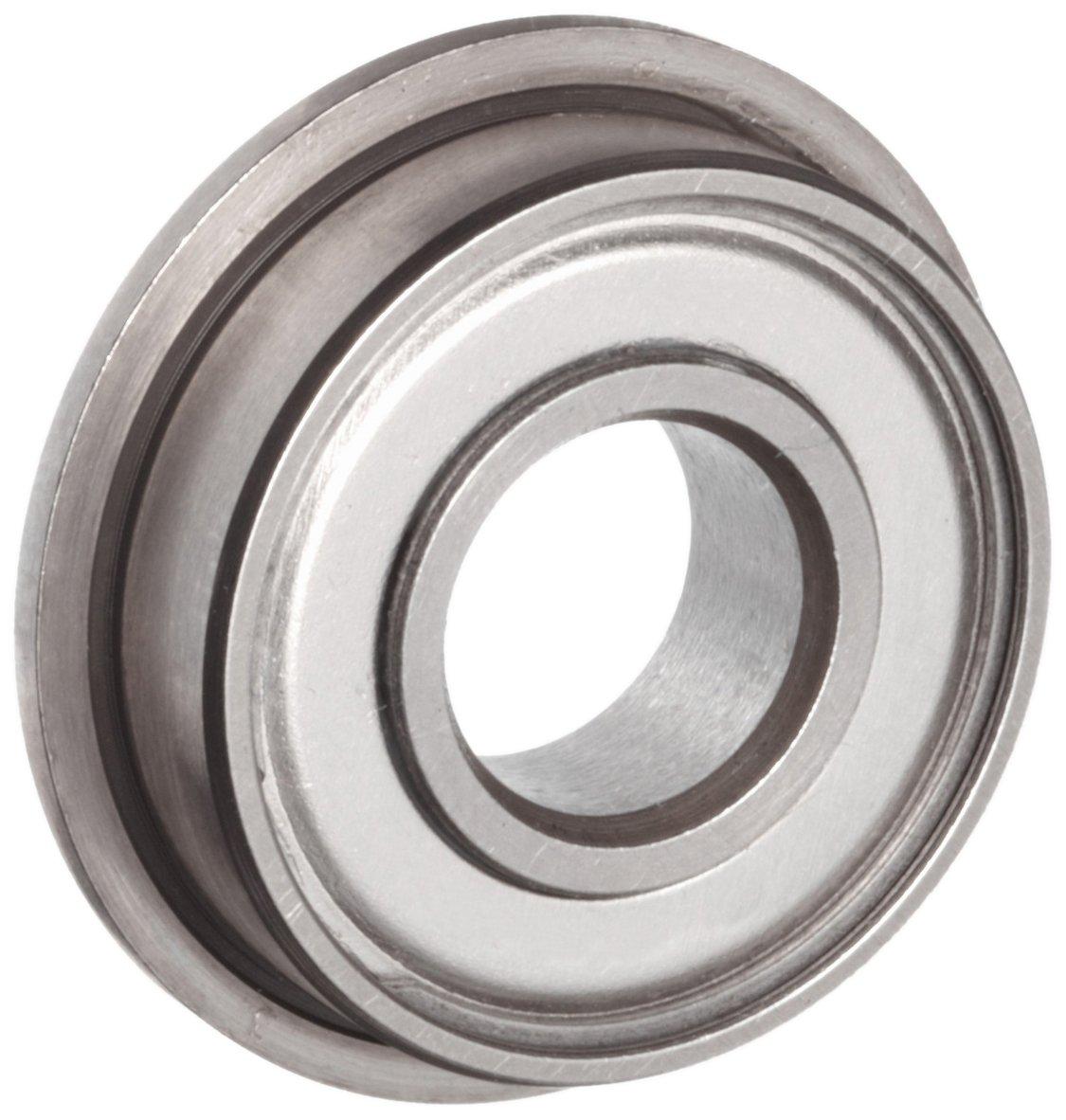 Metric Metal FLANGE Ball Bearing 15*28*7 F6902z 10pcs F6902zz 15x28x7mm