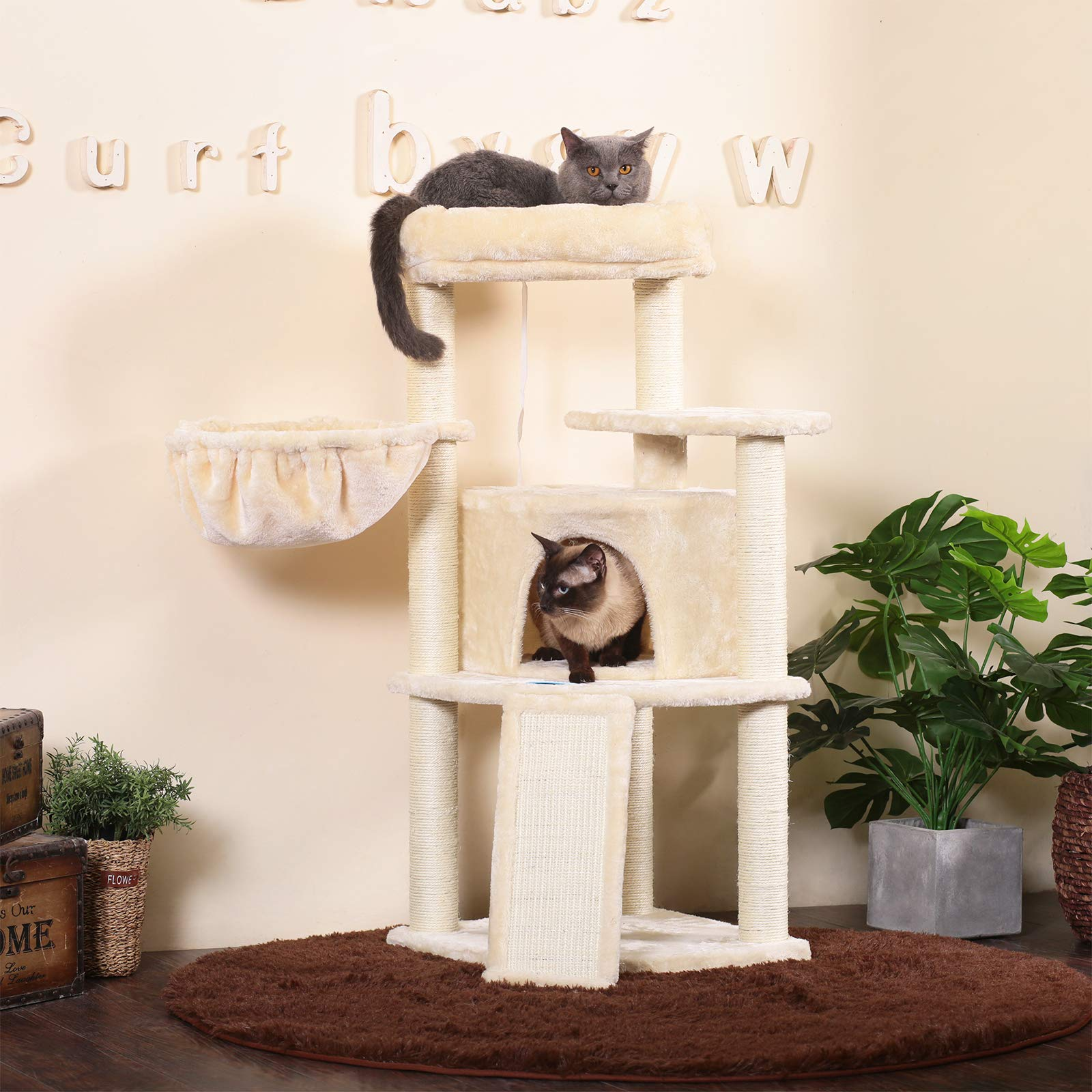 Cat tree for large cats 2020
