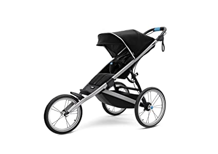 Amazon Com Thule Glide 2 0 Performance Jogging Stroller Black W