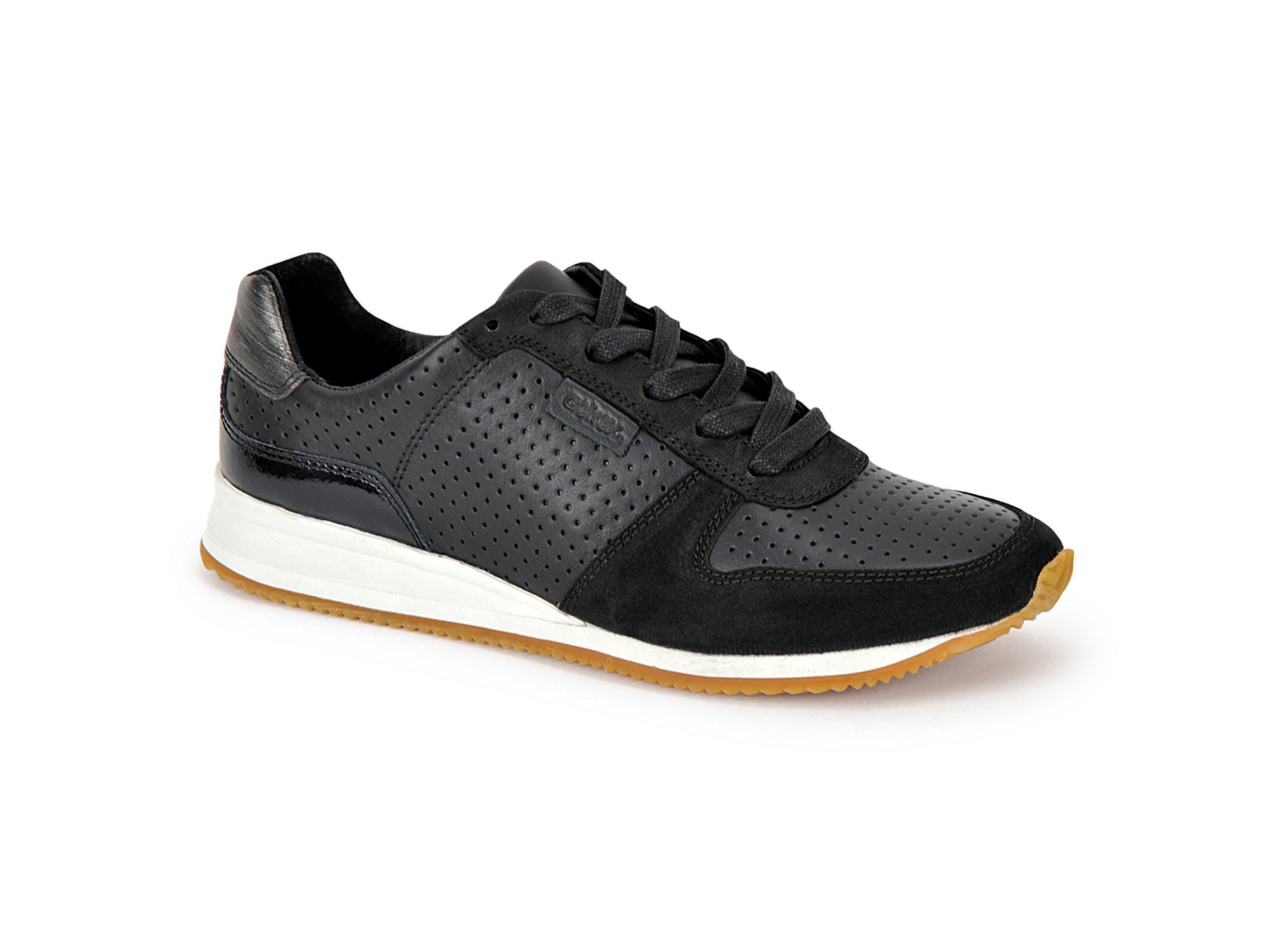 Aetrex Daphne Sneaker, Black Size W38 EU