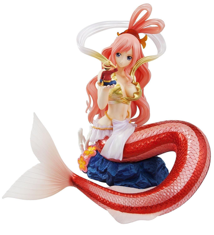 Megahouse One Piece P.O.P. Princess Shirahoshi Ex Model PVC Figure B00761J1I8 Menschen Realistisch   Ein Gleichgewicht zwischen Zähigkeit und Härte