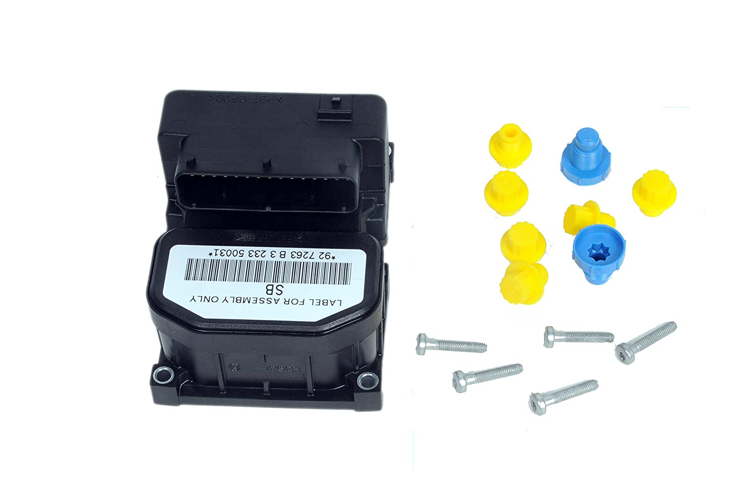 Remanufactured ACDelco 19302008 GM Original Equipment Electronic Brake Control Module Assembly