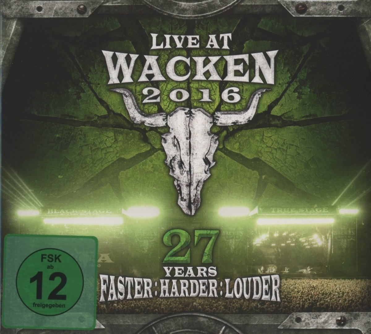 VA - Live At Wacken 2016 27 Years Faster Harder Louder - 2CD - FLAC - 2017 - NBFLAC Download