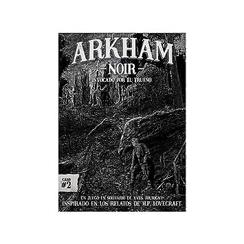 Ludonova - Juego de cartas Arkham Noir 2: Invocado por el trueno, Español