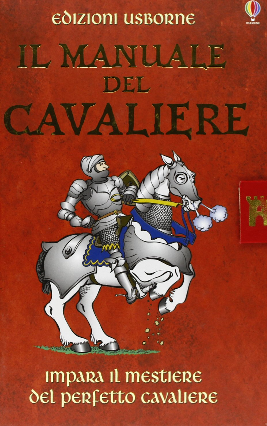 Risultati immagini per il manuale del cavaliere edizioni usborne
