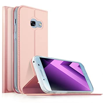 coque samsung galaxy a3 2017 rose
