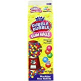 Dubble Bubble Carton Gumball Refill 16 oz  pack of 4