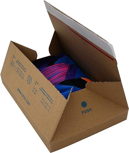 Cartas dozio 7-sf330 caja automontante para envío, 213 x 153 x 77: Amazon.es: Oficina y papelería