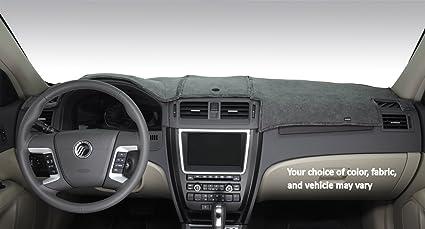 DashMat Original Dashboard Cover Ford Edge Premium Carpet, Black