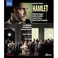 Thomas: Hamlet [Stéphane Degout; Sabine Devieilhe; Laurent Alvaro] [Naxos: NBD0103V]